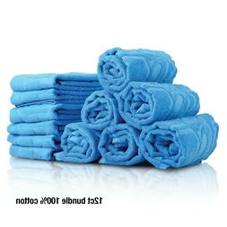 100% Cotton Towels for Manicure Pedicure Thick & Absorbent N