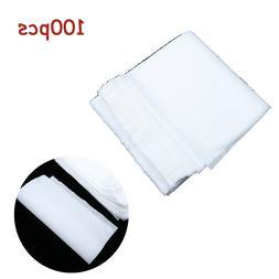 100x Disposable Towels SPA Salon Towels Pedicure Foot Sheet