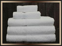 12 pack new white 100 percent cotton