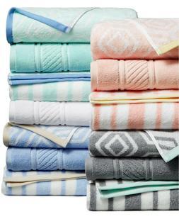 Martha Stewart 2 Bath, 1 Hand, and 2 Washcloths Towel Set Sp