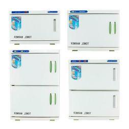 2 in 1 Towel Warmer UV Sterilizer Heat Cabinet Beauty Facial