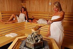 2 Large Bath Towels/ SPA sheets, natural 100% linen / pure f