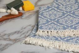 4-PACK TURKISH HAND TOWELS 23x39 100% COTTON TOWEL BATH KITC