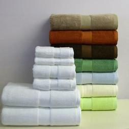 bamboo towel set 6 piece super soft