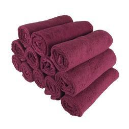 Hair Salon Towels Bulk Beauty Bleach Safe Spa Hotel 100% Cot