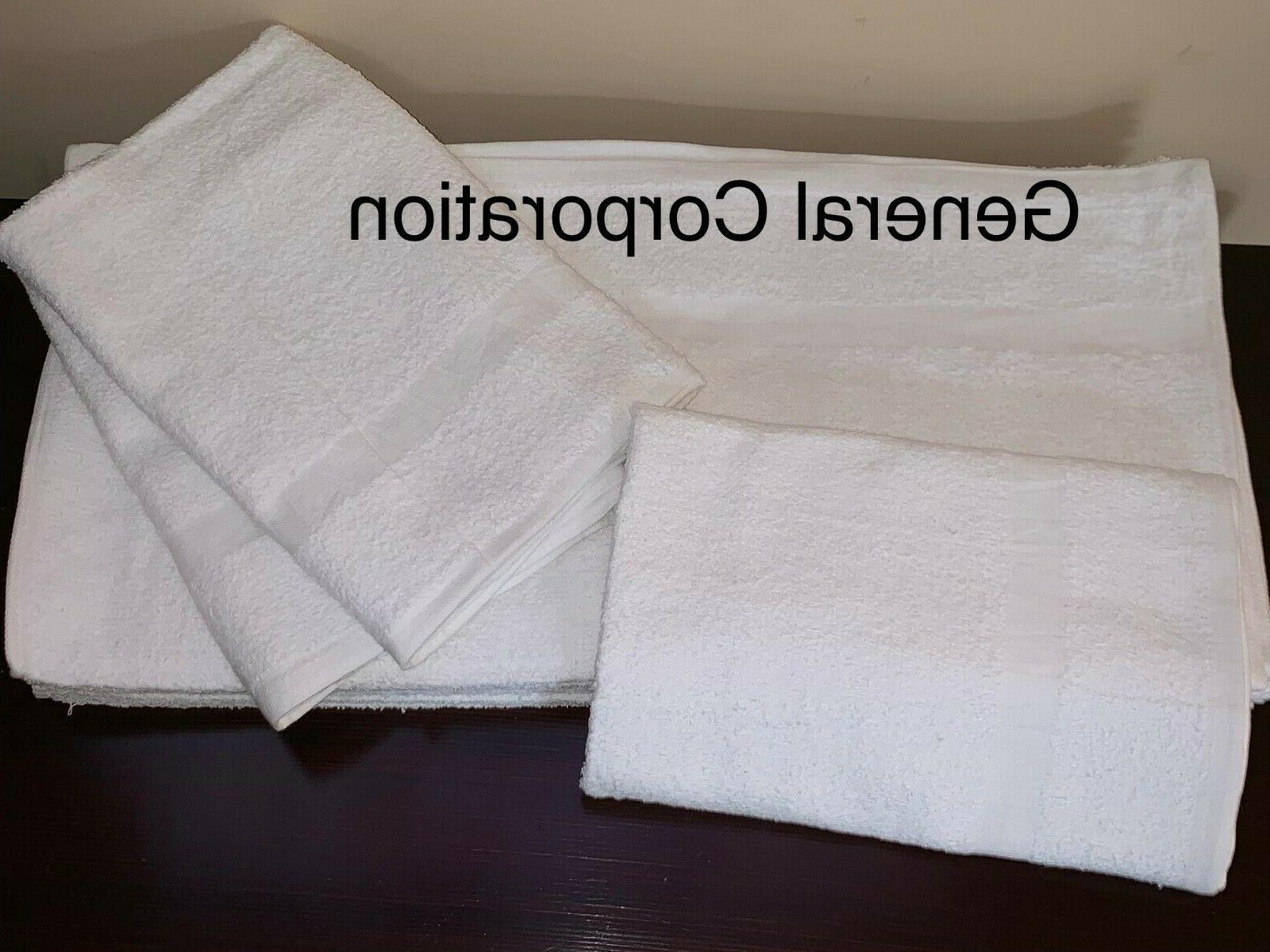 60 hand towels hotel motel spa salon