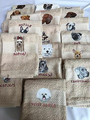 FREE Pet's - 50 LUXURY SPA HAND Dog Lover Gift