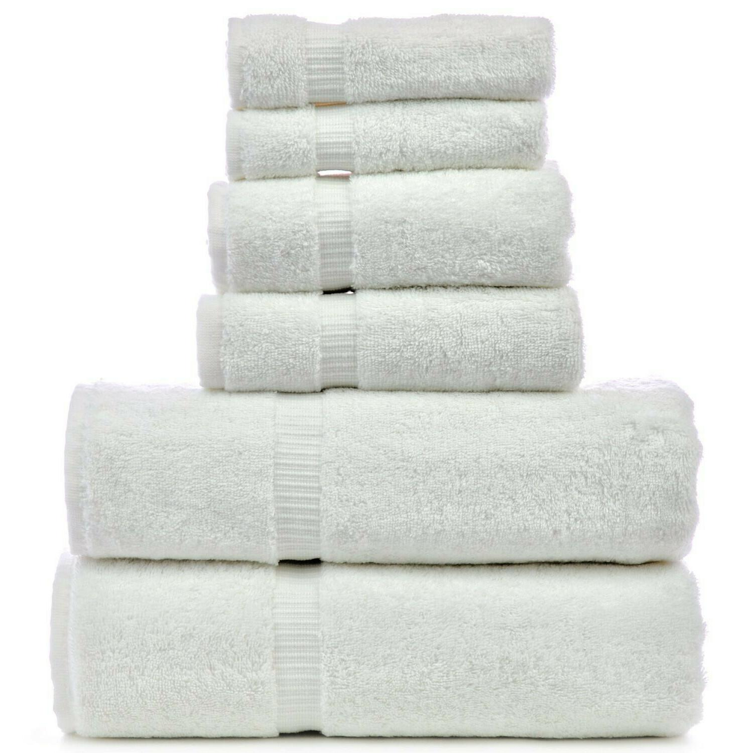 luxury hotel and spa towel 100 percent