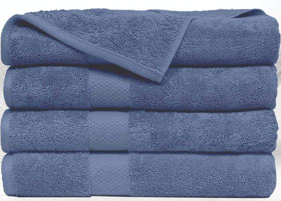 premium hotel and spa bath towel cotton