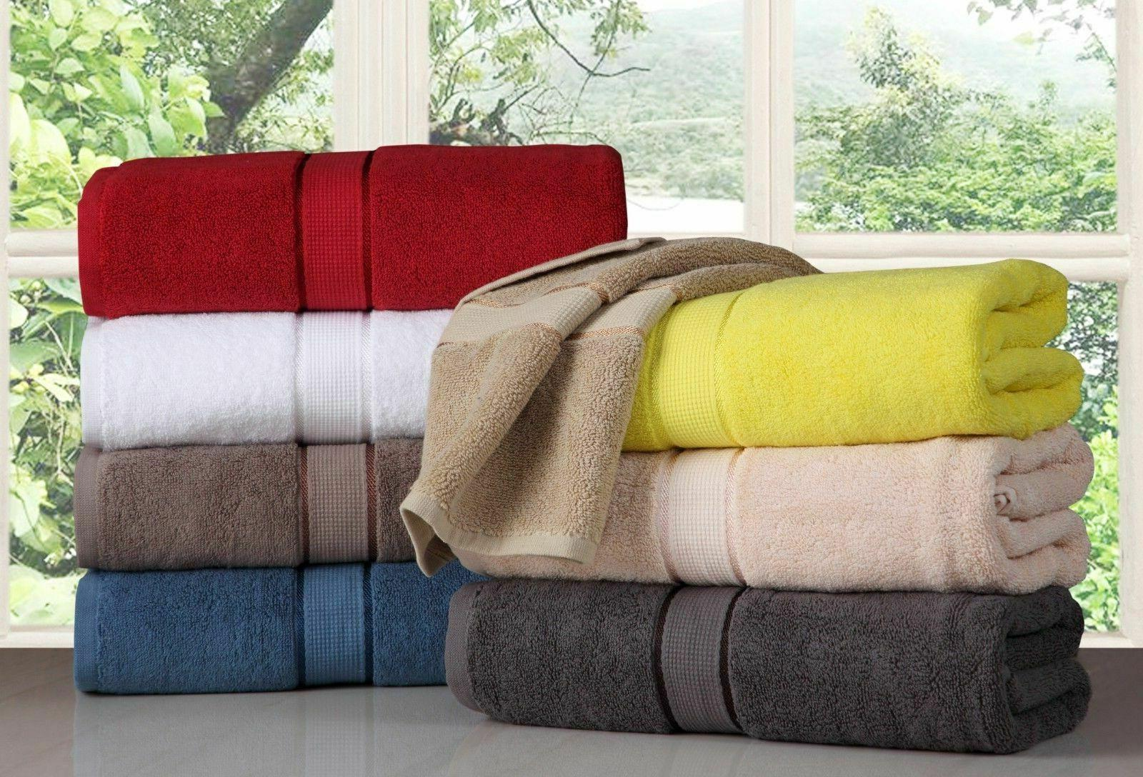 SPA - Collection 100% Cotton Towels Soft