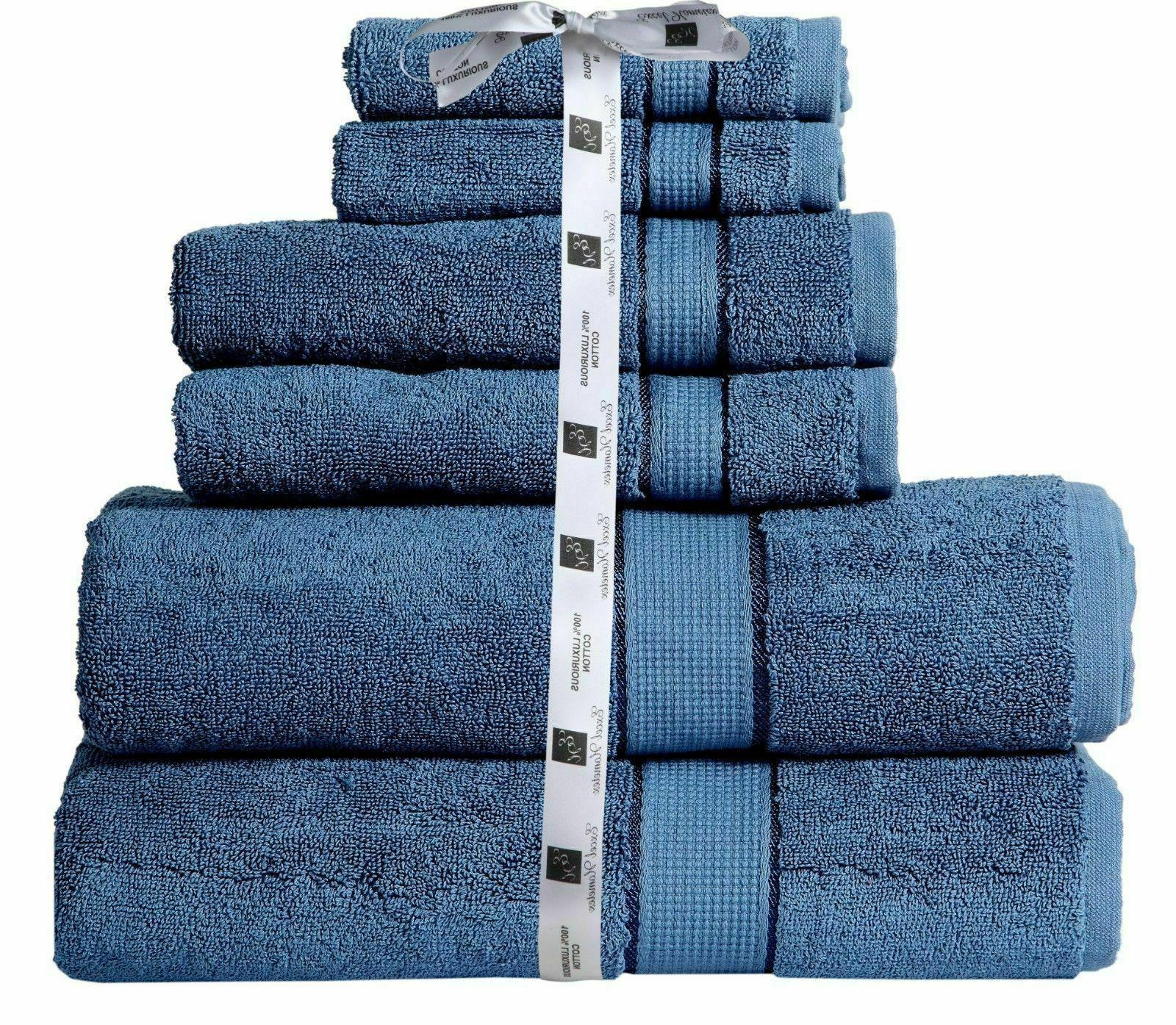 spa hotel collection 100 percent cotton bath