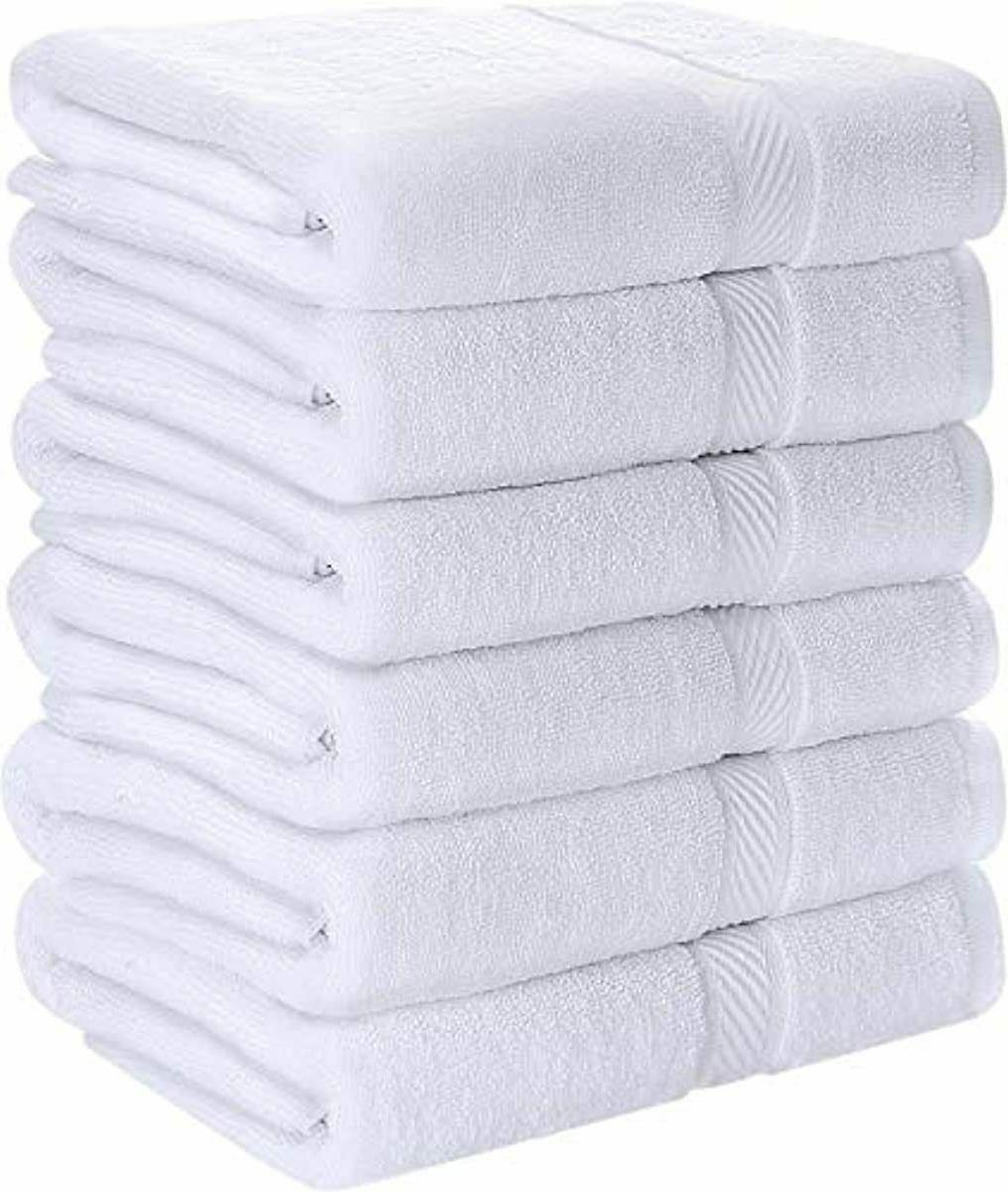 utopia towels cotton towels white 22 x