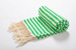 Luxury Beach Bath Spa Towel | 100% Turkish Cotton Soft Quick