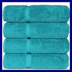Luxury Hotel & Spa 100% Cotton Premium Turkish Bath Towels 2