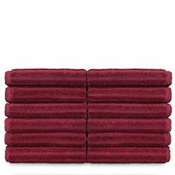 Bare Cotton Luxury Hotel and Spa Striped Towels