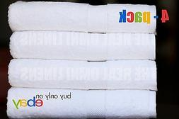 Luxury Hotel & Spa Towel Premium Cotton Bamboo