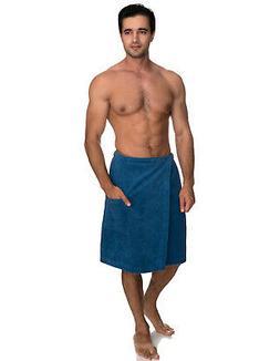 TowelSelections Men's Wrap, Shower & Bath, Terry Spa Towel