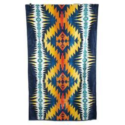 "New Pendleton 40"" x 70"" Oversized Beach Spa Bath Towel Aztec"
