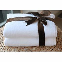 Authentic Hotel and Spa Plush Soft Twist Turkish Cotton Bath