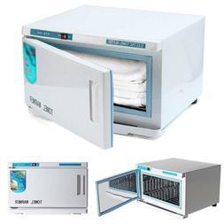 Pro 2in1 Towel Warmer UV Sterilizer Cabinet Salon Spa Beauty