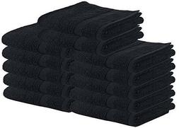 Salon Towel Gym Towel Hand Cotton 24 Pack 16 x 27 inch Utopi