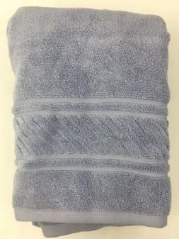 Martha Stewart Spa Bath Towel Grape Hyacinth Color Light Pur
