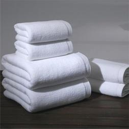 Luxury Hotel & Spa Bath Towel Genuine Turkish Cotton, Three