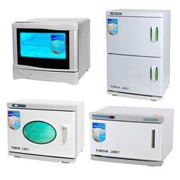 Towel Warmer UV Sterilizer Heat Cabinet Beauty Facial Salon