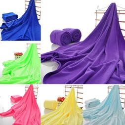 Towels Bathing Spa Magic Dryer Absorbent Fiber Beach Drying