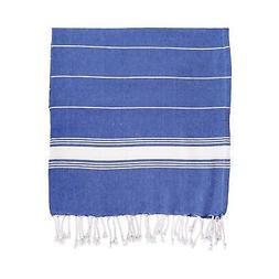 Turkish Cotton Towel Beach Bath Gym Spa Hammam Peshtemal Fou