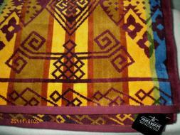 Pendleton  Woolen Mills Oversized Spa Towel, Abiquiu Sunset,